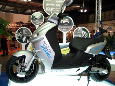 Scooter elettrico-Germania